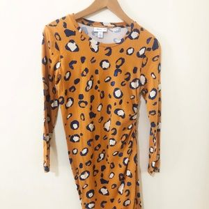 3.1 Phillip Lim for Target Bodycon Leopard Dress